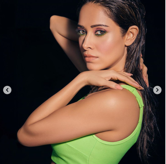 nushrat barucha shares bold pictures on instagram without pants