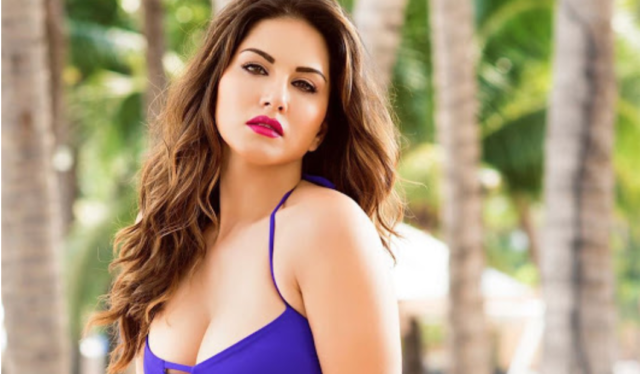 Sunny Leone is giving out major summer vibes in these bikini-clad pictures!