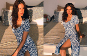 Sonam Bajwa Sets The Temperature Soaring With Her Latest Sun-Kissed Pictures - SEE