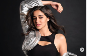 Actress Ananya Panday Looks Stunning in Latest Pictures – SEE