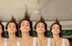 Disha Patani's Sizzling Moves Will Brighten Up Your Day - WATCH