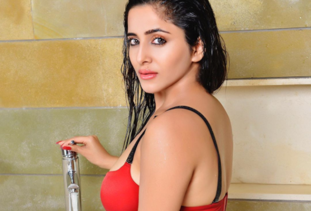 Actress Kate Sharma Poses in a Bathtub and Sets the Internet on Fire