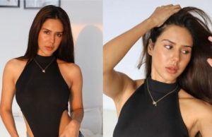 Sonam Bajwa Sets The Temperature Soaring With Her Latest Pictures
