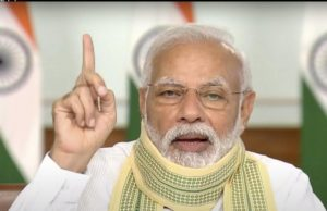 PM Modi To Address Nation At 8 PM Today; Decision On Lockdown Likely
