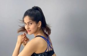 Booty Workout with BomDigy Girl Sakshi Malik Amid Lockdown to keep Yourself Fit and Healthy - VIDEO