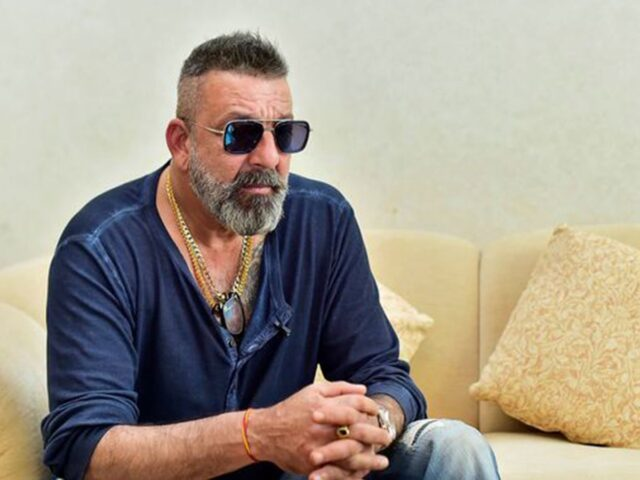 BIG BREAKING! Sanjay Dutt Diagnosed With Lung Cancer