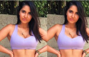 5 Gym Outfits by Niyanta Acharya to Inspire Your At-Home Workout