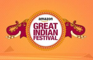 Amazon Great Indian Festival SALE begins on Oct 17