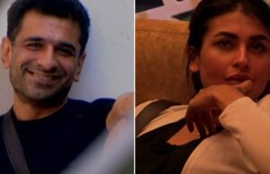 Eijaz Khan and Pavitra Punia seem to be getting closer by the day
