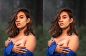 Jinal Joshi Goes Topless and Flaunting Her Sensuous Figure
