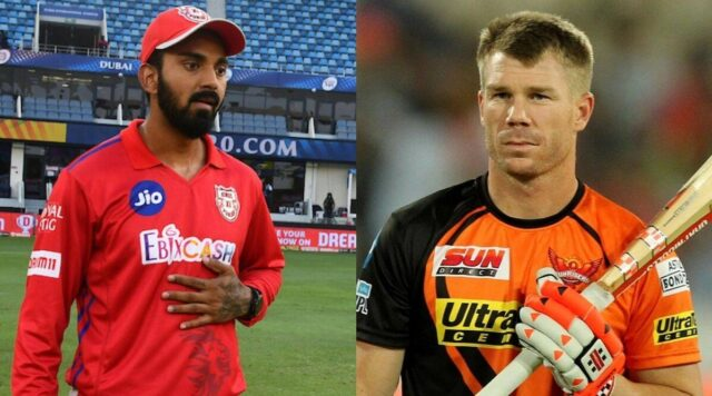 SRH vs KXIP: Hyderabad Win Toss, Opt to Bat First Against Punjab