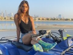 suhana khan Sizzles With Her Sensuous Pictures