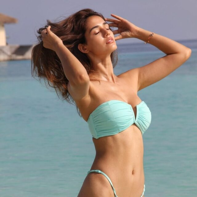 Disha Patani Sets the Temperature Soaring with her Latest Picture