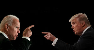 US Election 2020: Trump and Biden neck-and-neck