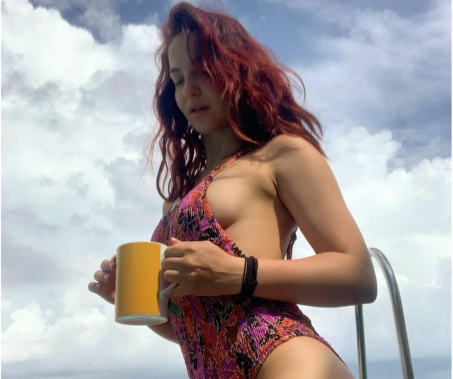 Eli AvrRam's Hot Picture in Monokini Will Leave Your Heart Racing