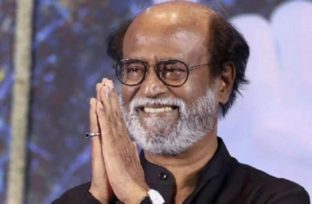 rajinikanth-birthday-fans-pay-tribute-to-actor-huge-gathering-outside-home- newsdezire
