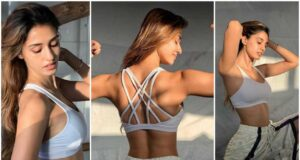 DISHA PATANI IS TAKING INTERNET DOWN WITH HER SEXY GYM AVATARS