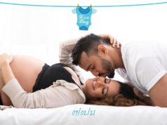 """""""Oh Boy"""": Anita Hassanandani and Rohit Reddy Blessed with a Baby Boy"""