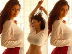 Anveshi Jain is Raising The Temperature With Her Flawless Figure