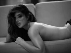 Jacqueline Fernandez Poses Topless in Latest Photoshoot