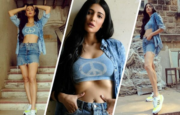 Shruti Haasan Bold avatar will make your day