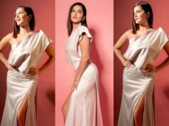 Sunny Leone Looks Drop Dead Gorgeous in this White Outfit