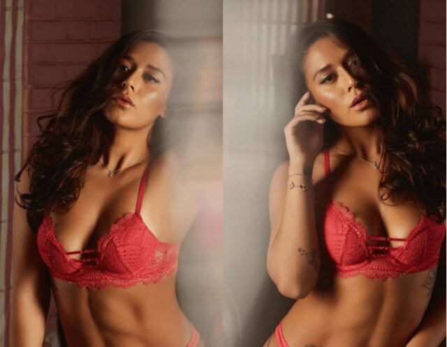 Tiger Shroff's Sister Krishna Takes Internet By Storm With Her Sensuous Pictures