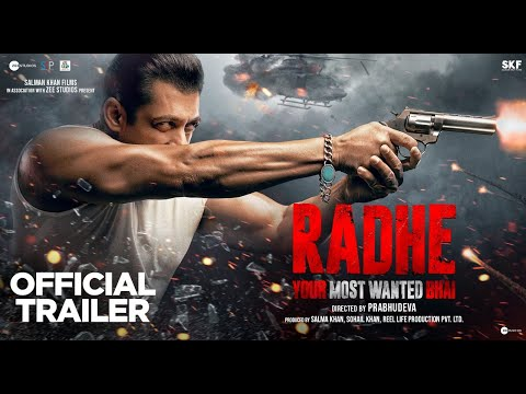 Radhe Official Trailer Out! Salman Khan, Your Most Wanted Bhai