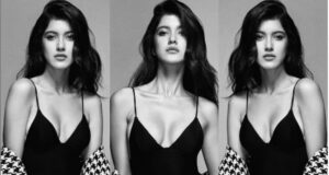 Shanaya Kapoor Scorches Up The Internet with her Black swimsuit