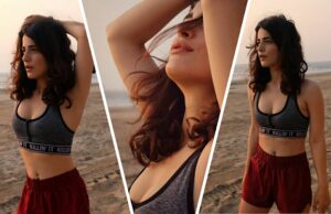 Radhika Madan turn up the heat with her latest pictures