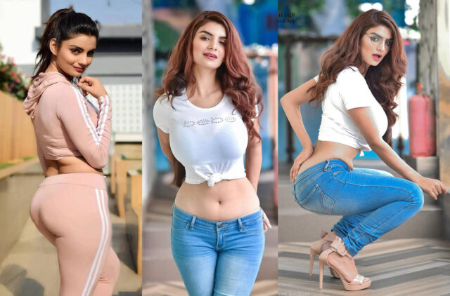 Gandii Baat Fame Anveshi Jain Sizzles In These Bold Photos