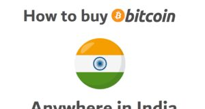 Here's How to Buy Bitcoins in India?