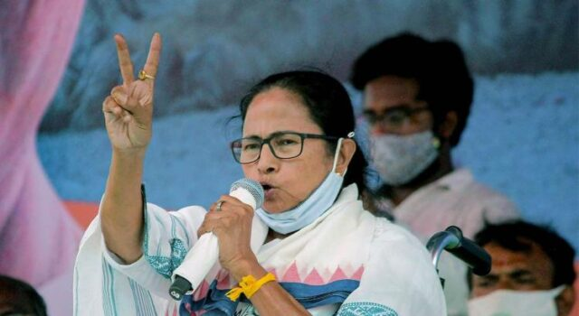 Mamata Banerjee to take oath as Bengal CM for third time on May 5