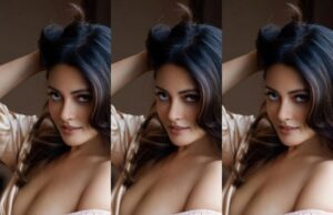 Riya Sen Looks So Hot and Sensuous With her Latest picture
