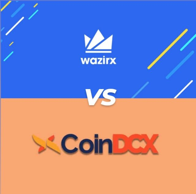 Wazirx Vs CoinDCX: Which Is The Better Crypto Exchange For You?