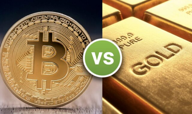 Cryptocurrency vs Gold: Which Investment in 2021 Would Have Made You Richer?