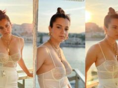 Kangana Ranaut Shares Jaw-Dropping Sexy Pictures In Lace Bralette